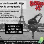 Stage de danse Hip Hop