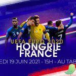 HONGRIE/FRANCE AU TABLIER - EURO 2020