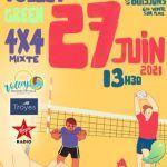 Tournoi de Volley green