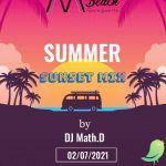 """""""Summer Sunset Mix"""" by Dj Math.D"""