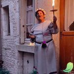 Mussy médiéval aux flambeaux