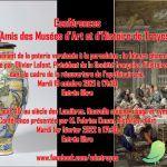 Conférence des Amis des musées d'Art et d'Histoires de Troyes