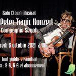 Hanz Peter « Tragic Konzert »