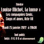 Louise Michel, la louve