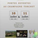 Porte ouverte Champagne Torchet