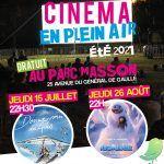 Cinéma en plein air: film d'animations, Abominable