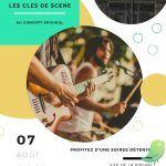 Concert aux Bassins Saviniens