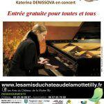 Concert de Katerina Denissova (ANNULÉ)