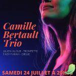 Concert: Camille Bertault Trio