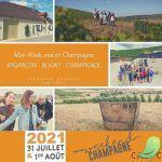 Mon week end en Champagne: Champagne Farfelan