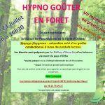 Hypno-Goûter en forêt