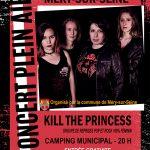 Concert Pop-Rock gratuit avec Kill The Princess