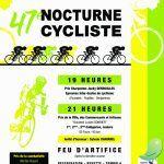 Nocturne cycliste