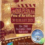 Cinéma et Feu d'Artifice