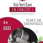 Concert Yves Romao Vice Vers'love
