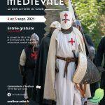 Fête médiévale : La chute de l'Ordre du Temple