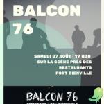 Concert Balcon 76