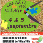Les arts au village