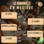 Le Barabulle en musique