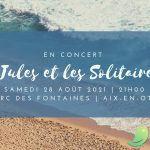 Concert Jules et les Solitaires