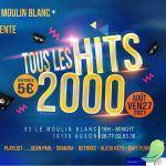 Soirée ANNÉES 2000 au Domaine du Moulin Blanc