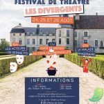 """Le festival de théâtre """"Les divergents"""" au Château de Taisne"""