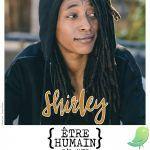 Shirley Souagnon dans Etre humain