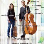 Concerts Vinteuil: A voix basse