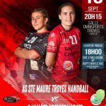 Match hand féminin: Sainte Maure