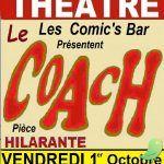 Théâtre: le Coach