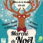 Marché de noël Mesnil St-Père