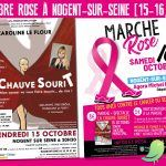 Octobre rose: One woman show