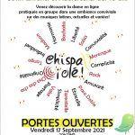 Portes ouvertes: danses en ligne