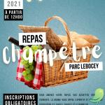REPAS CHAMPÊTRE