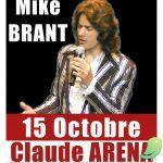 Soirée Mike BRANT avec Claude ARENA