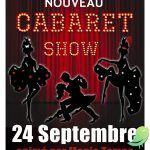 """Soirée Dîner-Spectacle """"Cabaret Show"""""""