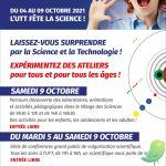 Fête de la science à l'UTT