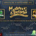 Troyes - Mystères & Sortilèges 5 - Enquête Géante