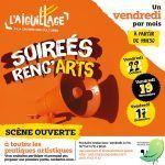 SOIRÉE RENC'ARTS