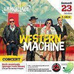 Concert « Western Machine »