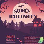 Balade crépusculaire spéciale Halloween