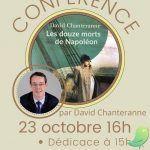 Conférence et dédicaces