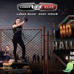 Halloween au Lasergame Evolution