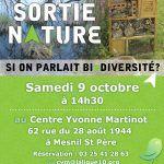Si on parlait biodiversité ?