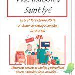 Vide Maison à saint Lyé