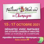 Le Fascinant Week end en Champagne